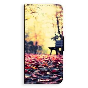 Flipové pouzdro iSaprio Bench 01 na mobil Samsung Galaxy Note 8