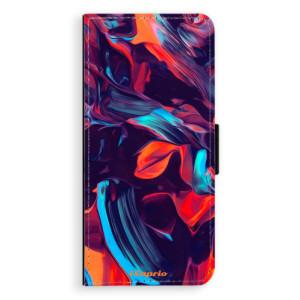 Flipové pouzdro iSaprio Barevný mramor 19 na mobil Samsung Galaxy Note 8