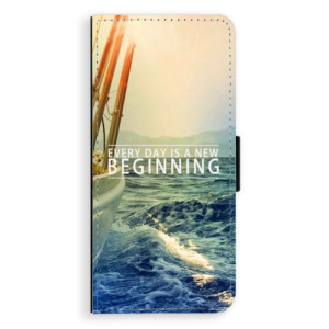 Flipové pouzdro iSaprio Beginning na mobil Samsung Galaxy Note 8