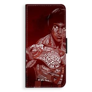 Flipové pouzdro iSaprio Bruce Lee na mobil Samsung Galaxy Note 8