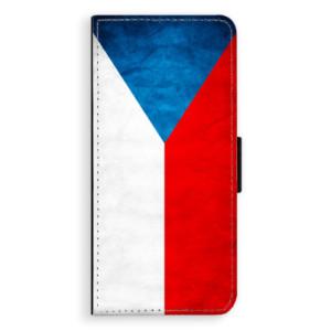 Flipové pouzdro iSaprio Česká Vlajka na mobil Samsung Galaxy Note 8