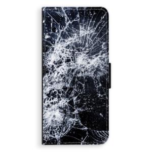 Flipové pouzdro iSaprio Praskliny na mobil Samsung Galaxy Note 8