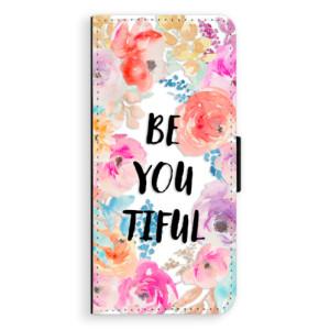 Flipové pouzdro iSaprio BeYouTiful na mobil Samsung Galaxy Note 8