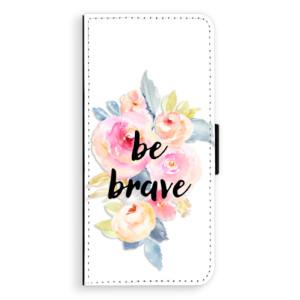 Flipové pouzdro iSaprio Be Brave na mobil Samsung Galaxy Note 8