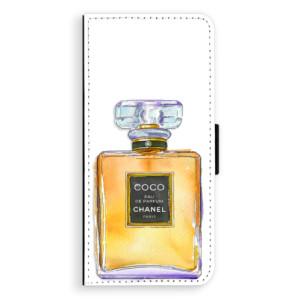 Flipové pouzdro iSaprio Chanel Gold na mobil Samsung Galaxy Note 8