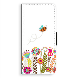 Flipové pouzdro iSaprio Včelka Pája 01 na mobil Samsung Galaxy Note 8