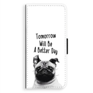 Flipové pouzdro iSaprio Better Day 01 na mobil Samsung Galaxy Note 8