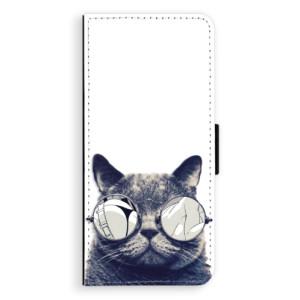 Flipové pouzdro iSaprio Šílená Číča 01 na mobil Samsung Galaxy Note 8