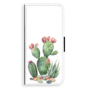 Flipové pouzdro iSaprio Kaktusy 01 na mobil Samsung Galaxy Note 8