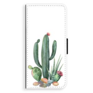 Flipové pouzdro iSaprio Kaktusy 02 na mobil Samsung Galaxy Note 8