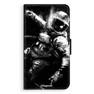 Flipové pouzdro iSaprio Astronaut 02 na mobil Samsung Galaxy A3