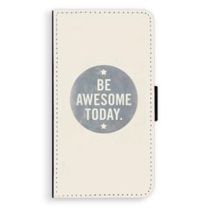 Flipové pouzdro iSaprio Awesome 02 na mobil Samsung Galaxy A3