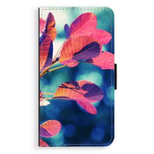 Flipové pouzdro iSaprio Podzim 01 na mobil Samsung Galaxy A3
