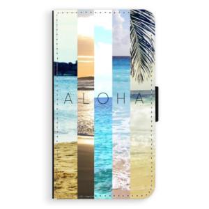 Flipové pouzdro iSaprio Aloha 02 na mobil Samsung Galaxy A3