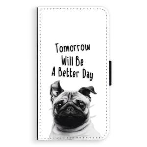 Flipové pouzdro iSaprio Better Day 01 na mobil Samsung Galaxy A3