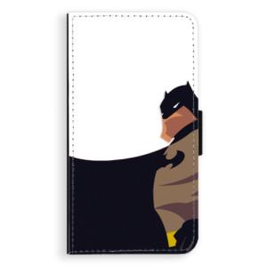 Flipové pouzdro iSaprio BaT Komiks na mobil Samsung Galaxy A3