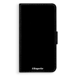Flipové pouzdro iSaprio 4Pure černé na mobil Samsung Galaxy A3