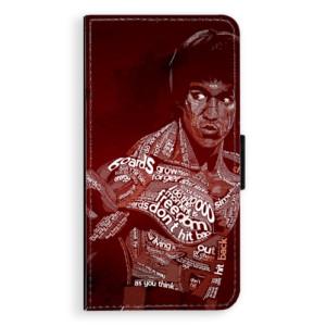 Flipové pouzdro iSaprio Bruce Lee na mobil Samsung Galaxy A5
