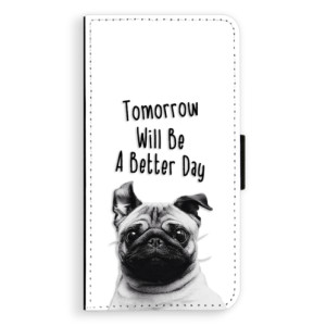 Flipové pouzdro iSaprio Better Day 01 na mobil Samsung Galaxy A5