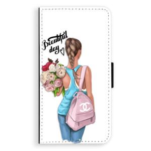 Flipové pouzdro iSaprio Beautiful Day na mobil Samsung Galaxy A5