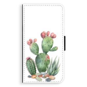 Flipové pouzdro iSaprio Kaktusy 01 na mobil Samsung Galaxy A5