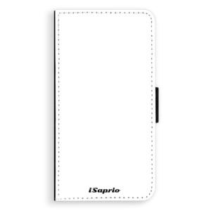 Flipové pouzdro iSaprio 4Pure bílé na mobil Samsung Galaxy A5