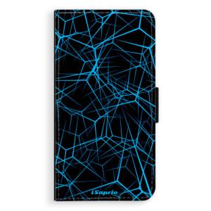 Flipové pouzdro iSaprio Abstract Outlines 12 na mobil Samsung Galaxy J5