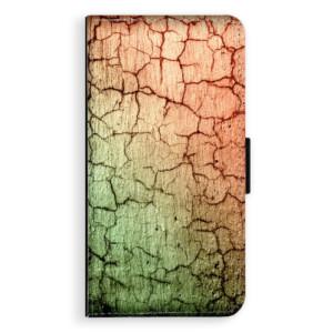 Flipové pouzdro iSaprio Rozpraskaná Zeď 01 na mobil Samsung Galaxy J5