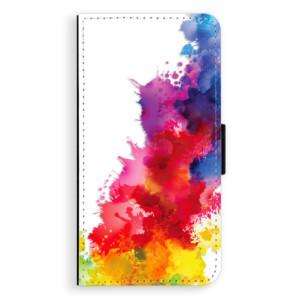 Flipové pouzdro iSaprio Color Splash 01 na mobil Samsung Galaxy J5