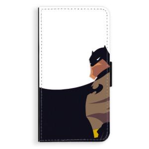 Flipové pouzdro iSaprio BaT Komiks na mobil Samsung Galaxy J5