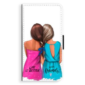 Flipové pouzdro iSaprio Best Friends na mobil Samsung Galaxy J5