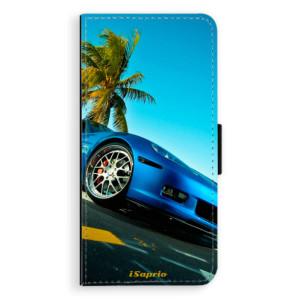 Flipové pouzdro iSaprio Kára 10 na mobil Sony Xperia XA