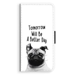 Flipové pouzdro iSaprio Better Day 01 na mobil Sony Xperia XA
