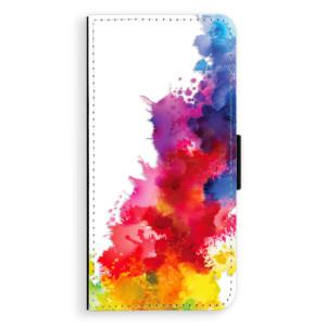 Flipové pouzdro iSaprio Color Splash 01 na mobil Sony Xperia XA