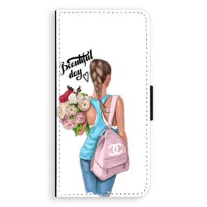 Flipové pouzdro iSaprio Beautiful Day na mobil Sony Xperia XA