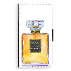 Flipové pouzdro iSaprio Chanel Gold na mobil Nokia 3
