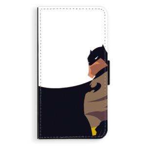 Flipové pouzdro iSaprio BaT Komiks na mobil Nokia 3