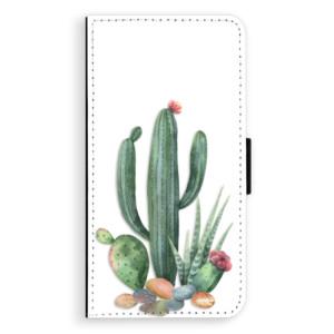 Flipové pouzdro iSaprio Kaktusy 02 na mobil Nokia 3