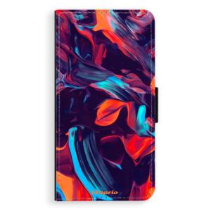 Flipové pouzdro iSaprio Barevný mramor 19 na mobil Nokia 6