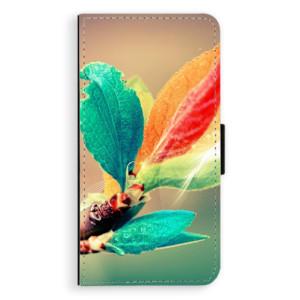 Flipové pouzdro iSaprio Podzim 02 na mobil Nokia 6