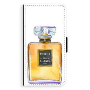 Flipové pouzdro iSaprio Chanel Gold na mobil Nokia 6