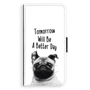 Flipové pouzdro iSaprio Better Day 01 na mobil Nokia 6