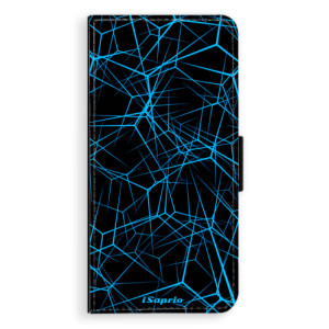 Flipové pouzdro iSaprio Abstract Outlines 12 na mobil LG G6 (H870)