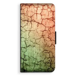 Flipové pouzdro iSaprio Rozpraskaná Zeď 01 na mobil LG G6 (H870)