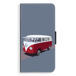 Flipové pouzdro iSaprio VW Bus na mobil LG G6 (H870)