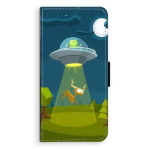 Flipové pouzdro iSaprio Ufouni 01 na mobil Huawei P9