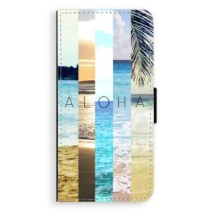 Flipové pouzdro iSaprio Aloha 02 na mobil Huawei P9