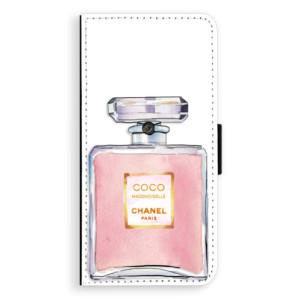 Flipové pouzdro iSaprio Chanel Rose na mobil Huawei P9