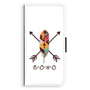 Flipové pouzdro iSaprio BOHO na mobil Huawei P9
