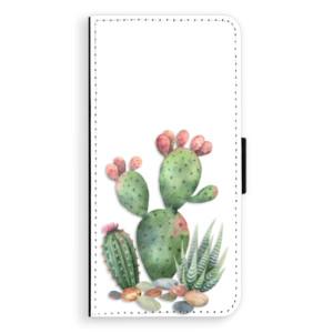 Flipové pouzdro iSaprio Kaktusy 01 na mobil Huawei P9